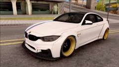 BMW M4 LB Walk