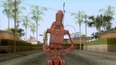Star Wars - Geonosis Droid Skin para GTA San Andreas