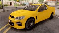HSV Limited Edition GEN-F GTS Maloo v1 2014 para GTA San Andreas