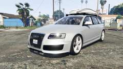 Audi RS6 Avant (C6) [add-on]
