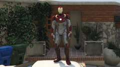 Iron Man Mark 47 1.3 para GTA 5