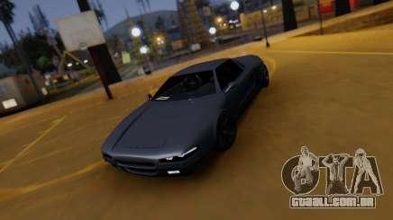 Infernus Rocket Bunny v2 by zveR para GTA San Andreas