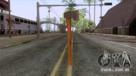 GTA 5 - Hatchet para GTA San Andreas