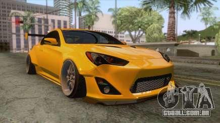 Hyundai Genesis GT Sport Concept 2013 para GTA San Andreas