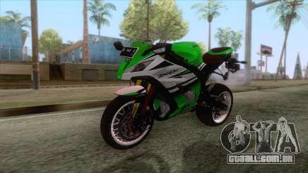 Kawasaki Ninja ZX-10R Ruff Ryder para GTA San Andreas