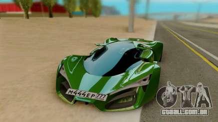 Ferrari F80 para GTA San Andreas