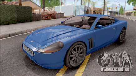 GTA IV Dewbauchee Super GT IVF para GTA San Andreas