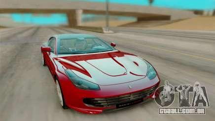 Ferrari GTC4Lusso T 2017g para GTA San Andreas