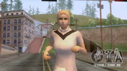 Female Sweater One Piece v5 para GTA San Andreas