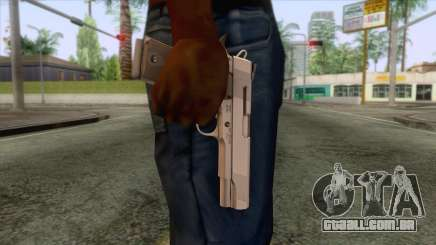 Smith & Wesson 45 ACP Revolver para GTA San Andreas