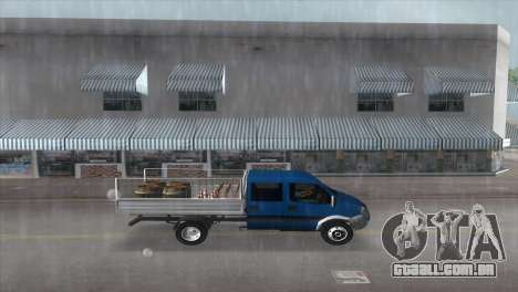 Iveco Daily Mk4 para GTA Vice City