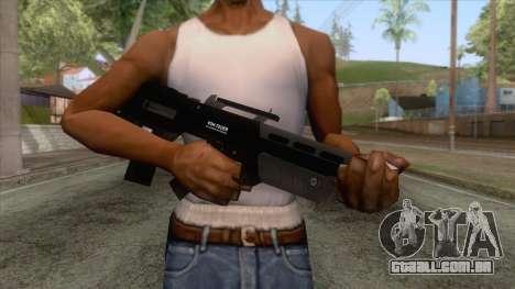 GTA 5 - Advanced Rifle para GTA San Andreas