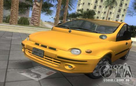Fiat Multipla para GTA Vice City