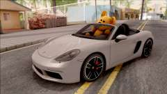 Porsche Boxter S 2017 v3 para GTA San Andreas