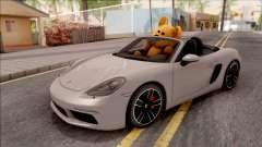 Porsche Boxter S 2017 v3