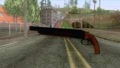 GTA 5 - Double Barrel Shotgun para GTA San Andreas