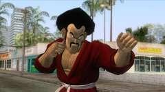 Dragon Ball - Mr. Satan Skin para GTA San Andreas
