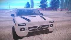 Lada 4x4 para GTA San Andreas