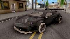Rocketbunny Turismo v2 para GTA San Andreas