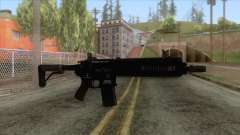 GTA 5 - Carbine Rifle para GTA San Andreas