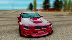 BMW M3 Е92 para GTA San Andreas
