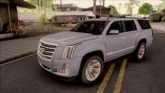 Cadillac Escalade 2016 para GTA San Andreas
