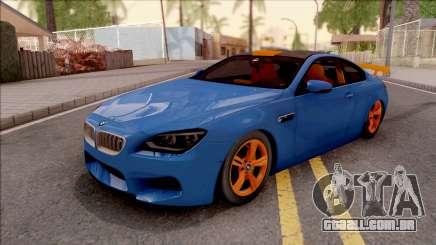 BMW M6 Coupe para GTA San Andreas