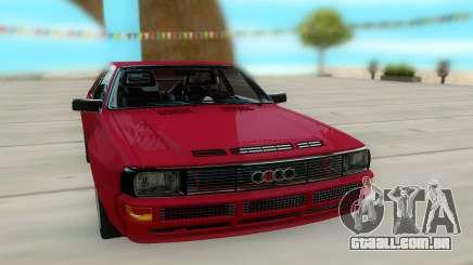 Audi Sport Quattro para GTA San Andreas