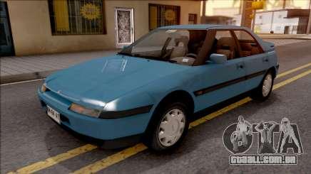 Mazda 323F 1992 para GTA San Andreas
