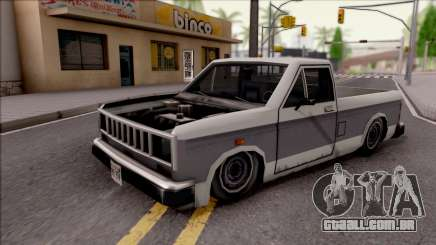 Bobcat Al Piso para GTA San Andreas