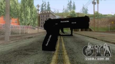 GTA 5 - Combat Pistol para GTA San Andreas