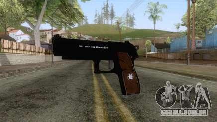GTA 5 - Pistol para GTA San Andreas