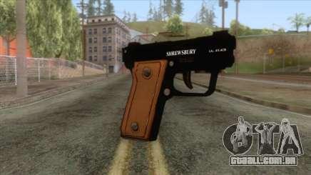 GTA 5 - SNS Pistol para GTA San Andreas