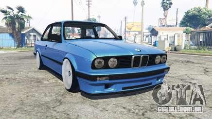 BMW M3 (E30) [replace] para GTA 5