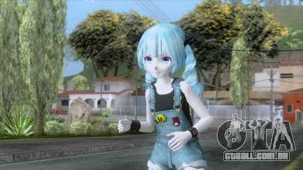 Happy Miku Skin para GTA San Andreas