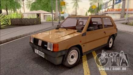 Fiat Panda Supernova para GTA San Andreas