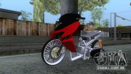 Honda Vario 110cc para GTA San Andreas