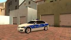 BMW 328i YPX para GTA San Andreas