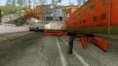 Volstead SMG Rifle