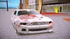 Ford Mustang GT500 para GTA San Andreas