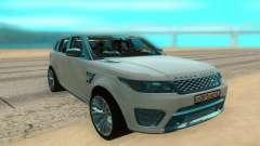 Land Rover Range Rover Sport para GTA San Andreas