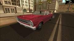 Ford Galaxie 500 1967 Beta para GTA San Andreas
