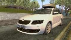 Skoda Octavia Mk3 Station Wagon para GTA San Andreas
