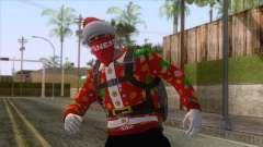 Christmas Skin 1 para GTA San Andreas