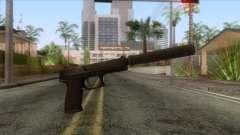 Heckler & Koch MK23 Silenced para GTA San Andreas