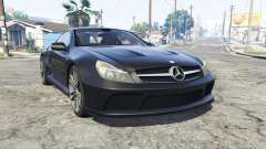 Mercedes-Benz SL 65 AMG (R230) v1.2 [replace] para GTA 5