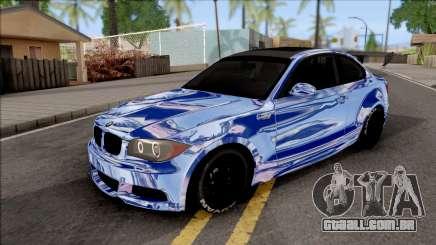 BMW 135i E82 Juca para GTA San Andreas