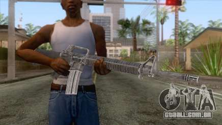 M16A2 Assault Rifle v3 para GTA San Andreas