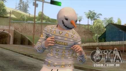GTA Online - Christmas Skin 3 para GTA San Andreas