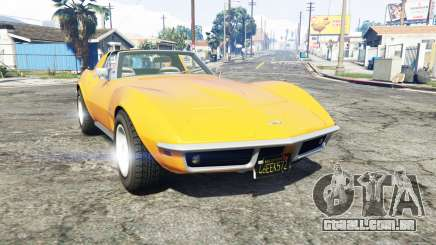 Chevrolet Corvette (C3) Stingray 1968 [replace] para GTA 5